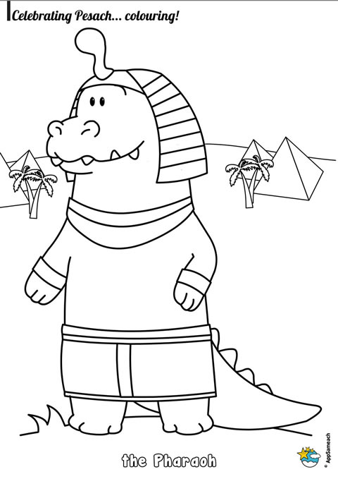 Appsameach-Coloring-Page-Pharaoh_0008_web